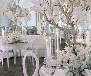 decoration, gorgeous, and white image