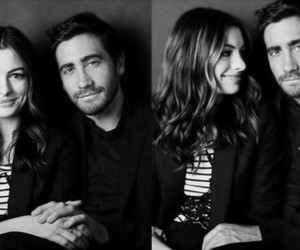 Anne Hathaway, love, and jake gyllenhaal image