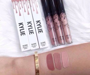 Lipsticks, nudes, and pinks image