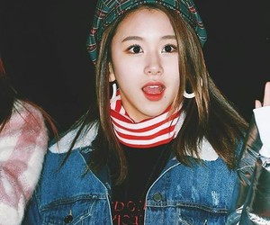 k-pop, chaeyoung, and twice image