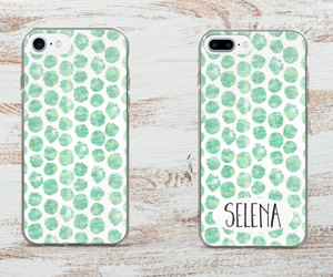 etsy, mint green, and pastel image