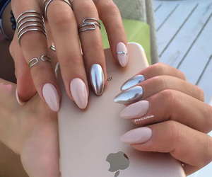 beauty, nailswag, and manicure image