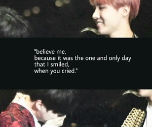 quotes, love cry, and bts image