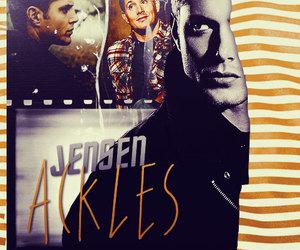Jensen Ackles, mine, and supernatrual image