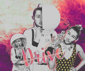edit, miley cyrus, and girl image