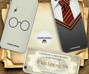cover, harry potter, and fantastica image