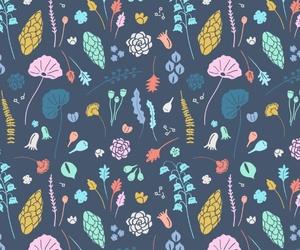 background, botanic, and flower image