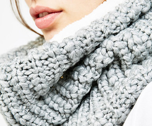 fashion, winter, and knitted image