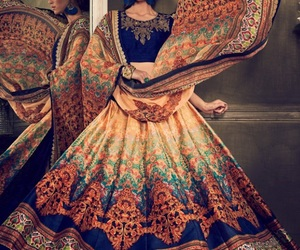 colors, love, and choli image