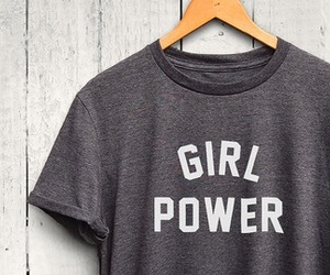 empowerment, feminism, and girl power image