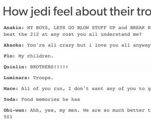 funny, humor, and jedi image