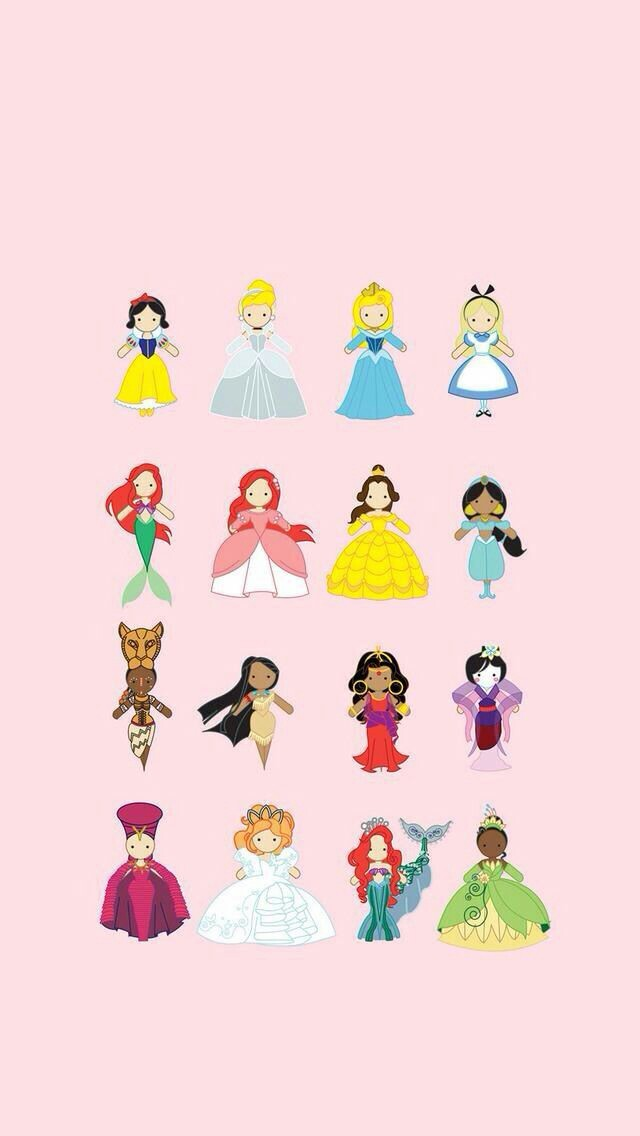 Disney Princess Wallpaper Discovered By Valerie