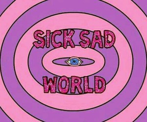 Daria, sad, and sick image