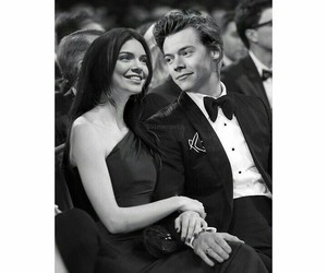 kendall jenner, hendall, and Harry Styles image