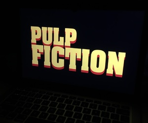 mia wallace, movie, and pulpfiction image