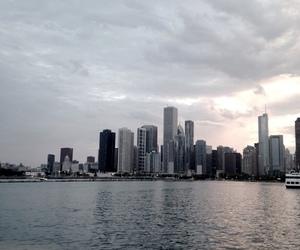 city, tumblr, and sky image