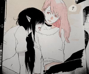 at, marceline, and yuri image