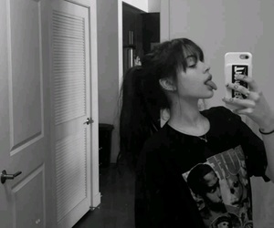 maggie lindemann, girl, and hair image
