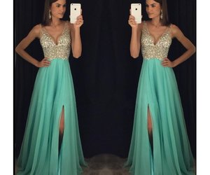 backless, beaded, and long image
