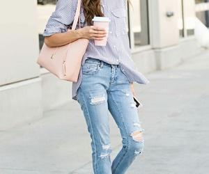 casual, sunglass, and girl image