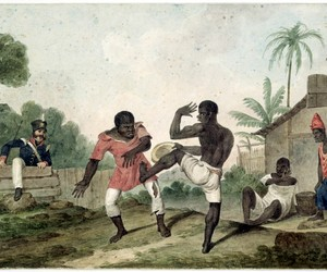 brazil, history, and capoeira image