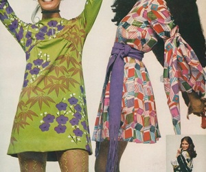 70s, dresses, and clothes image