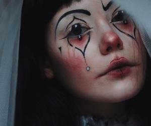 circus, creepy, and clown image