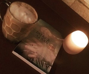 book, lecture, and candle image