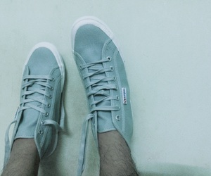 aesthetics, pastel gray, and converse image