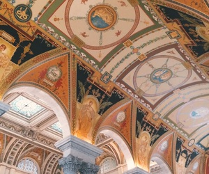 beautiful, colorful, and library of congress image