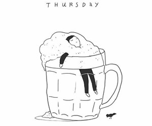 thursday, art, and beer image