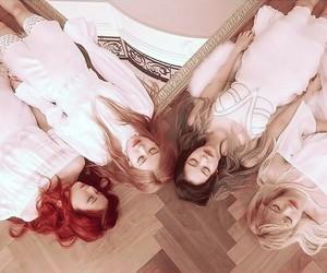 blackpink, rose, and lisa image