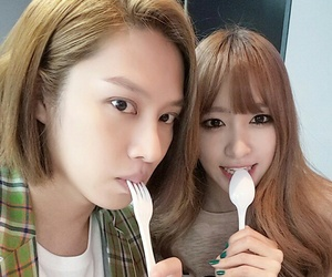 superjunior, ้heechul, and exid image