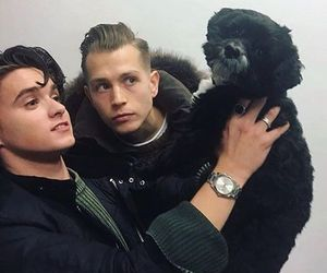 brad, vamps, and the vamps image