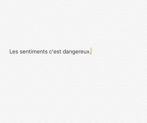 danger, french, and texts image
