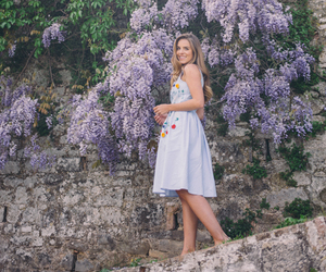 blogger, bridesmaid, and elegant image
