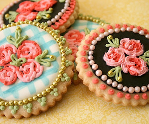 Cookies, yummy, and decor image