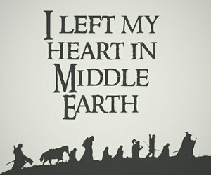 lord of the rings, LOTR, and saga image