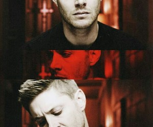 dean, supernatural, and spn image