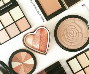 eyeshadow, fashion, and girly image