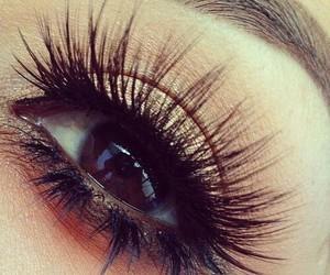 fashion, beauty, and eyes image
