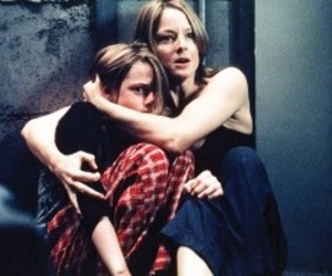 kristen stewart, panic room, and camera de panica image
