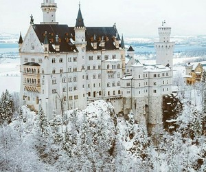 castle, travel, and fashion image