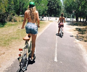 bike, fabulous, and summer image