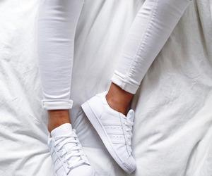 fashion, nike, and leggy image