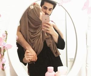 hijab and halal image