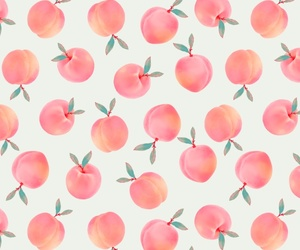 wallpaper, peach, and background image