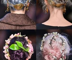 hair and Dolce & Gabbana image