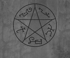 demon and supernatural image