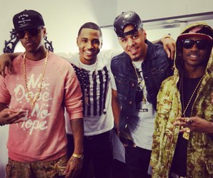 trey songz, dope, and swag image